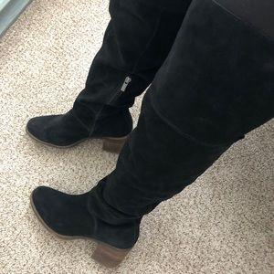 Tall Lucky Brand Boots - Lightly worn